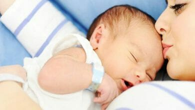 نصائح لصحة الأم بعد الولادة