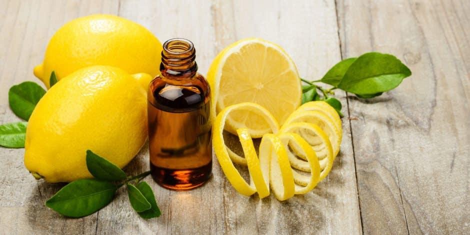 استخدام زيت الليمون لتفتيح الجسم