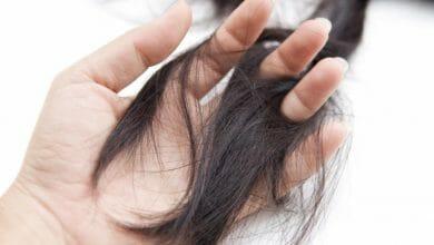 طريقة منع تساقط الشعر وتكثيفه