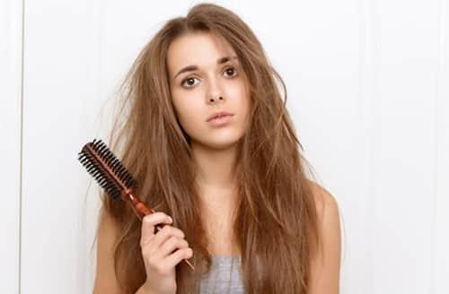علاج شعري من التساقط