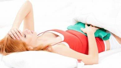 أعراض الدورة الشهرية قبل نزولها
