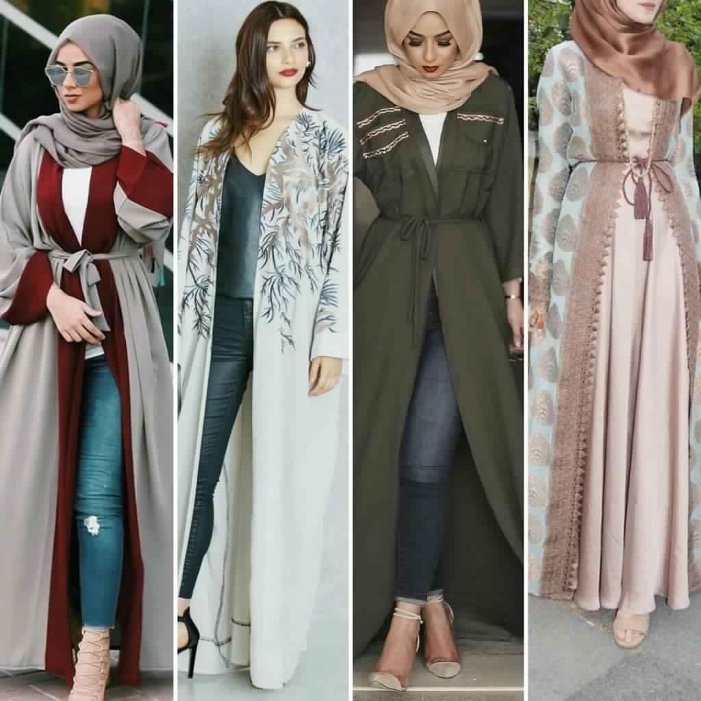 أفضل تصميمات لملابس المحجبات للمناسبات منوعة