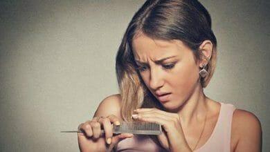 كيف يمكن علاج تساقط الشعر