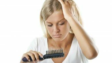 ما هو علاج تساقط الشعر عند النساء
