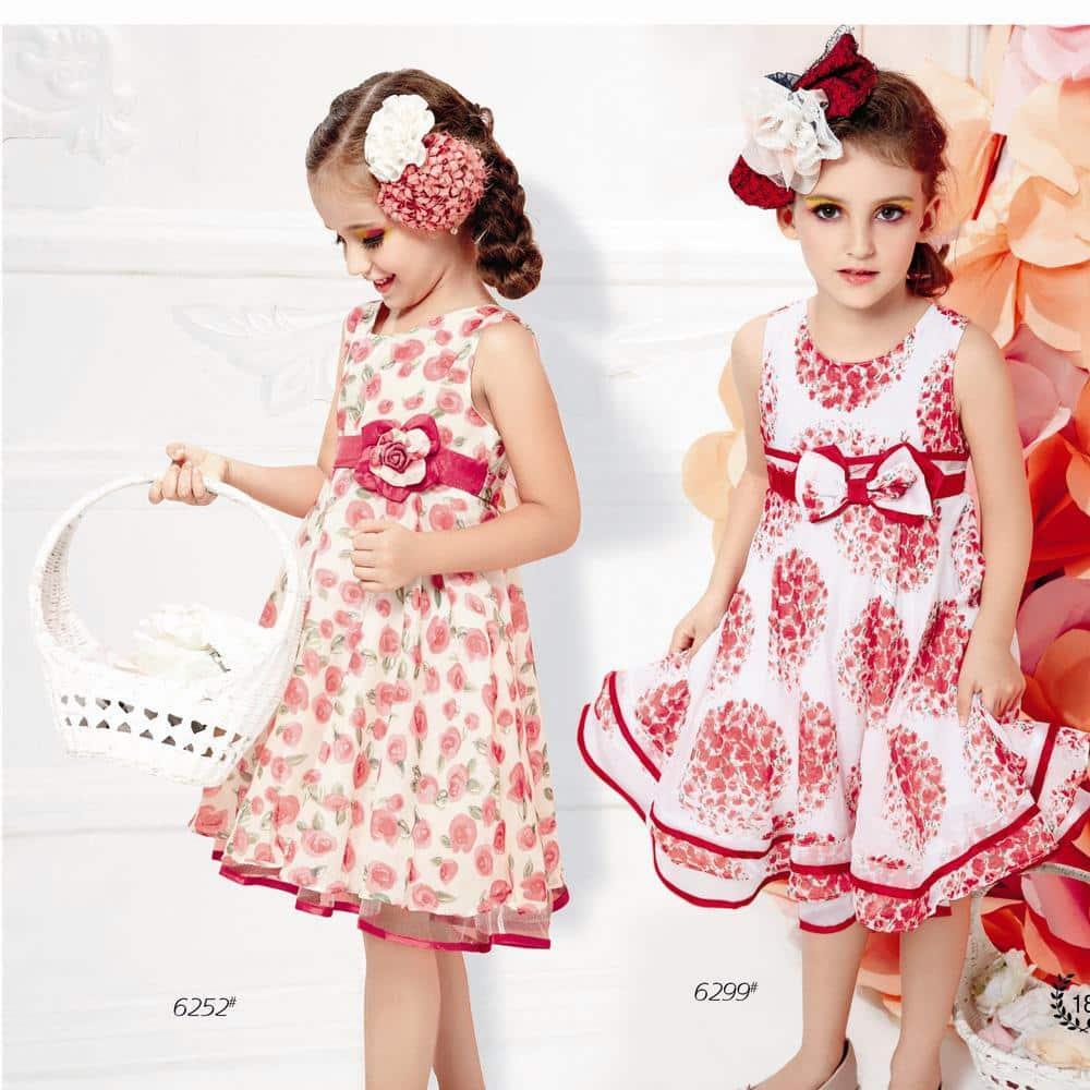 أزياء عيد الفطر المبارك للأطفال جميلة