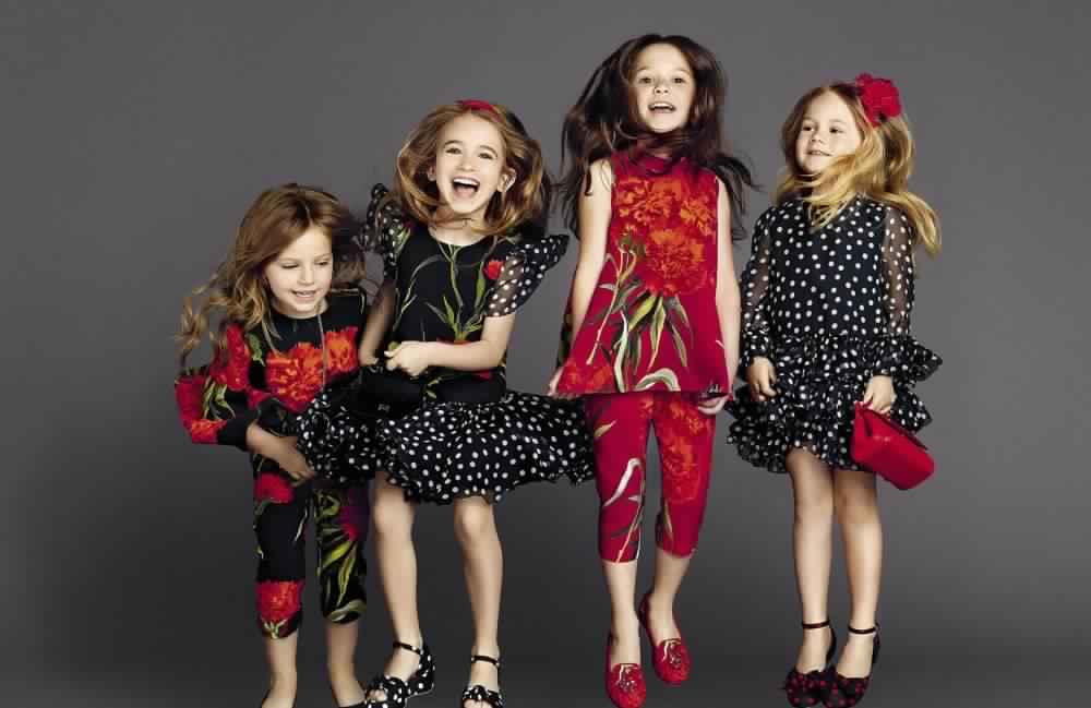 أزياء عيد الفطر المبارك للأطفال جديدة