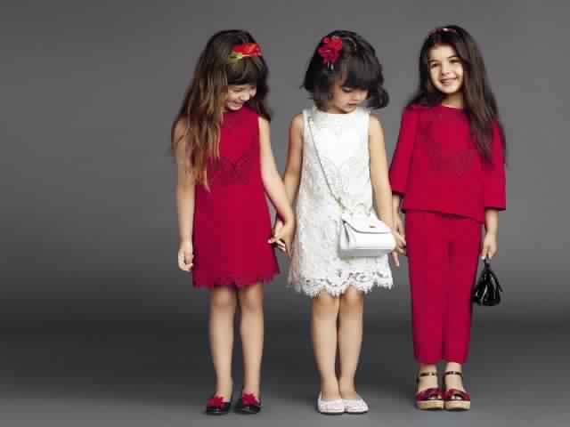 أزياء عيد الفطر المبارك للأطفال حلوة