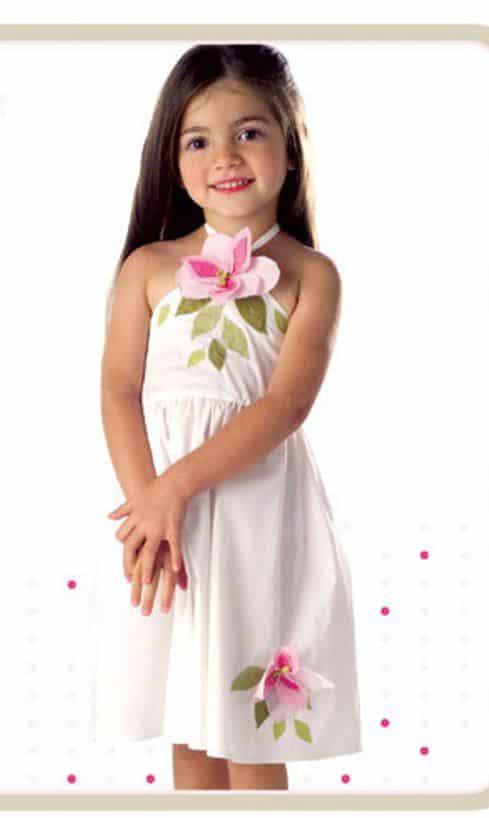 أحدث تصميمات ملابس الاطفال للعيد حلوة
