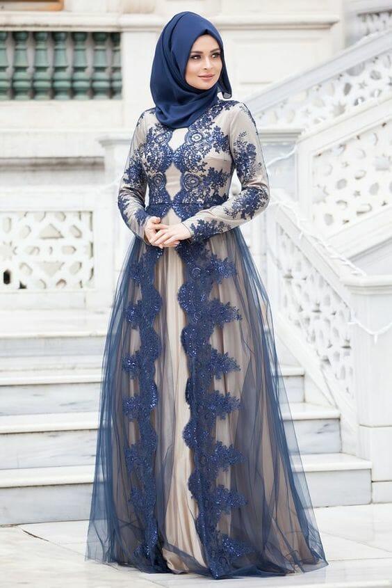 أحدث موديلات أزياء للمحجبات لعام 2019 جميلة جدا