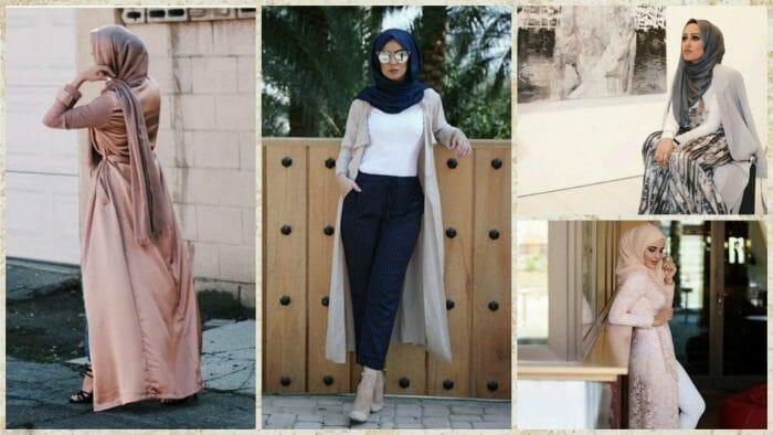 كولكشن أزياء محجبات لربيع 2019 جميلة
