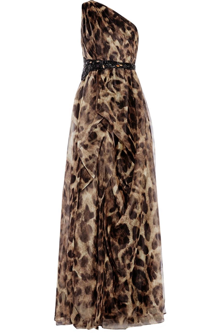 أحدث تصميمات الفساتين البنى على الطراز التركى منوعة