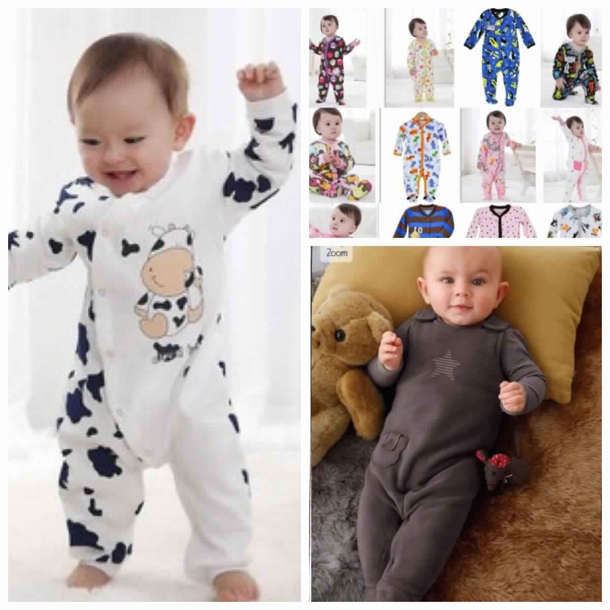 ملابس فصل الخريف للاطفال الرضع جامدة