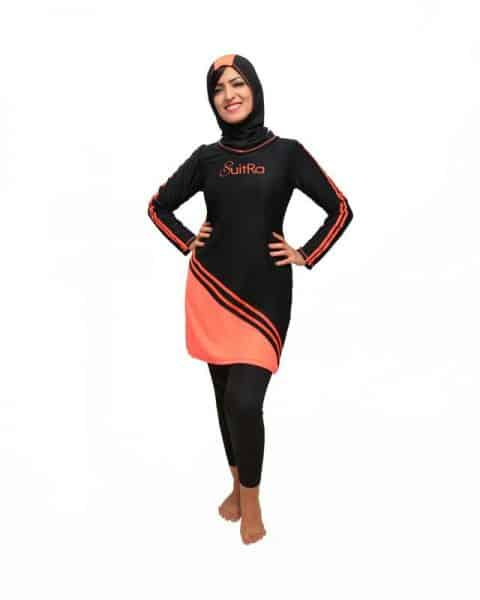 أفضل مايوهات وملابس بحر تناسب المرأة المحجبة جديدة