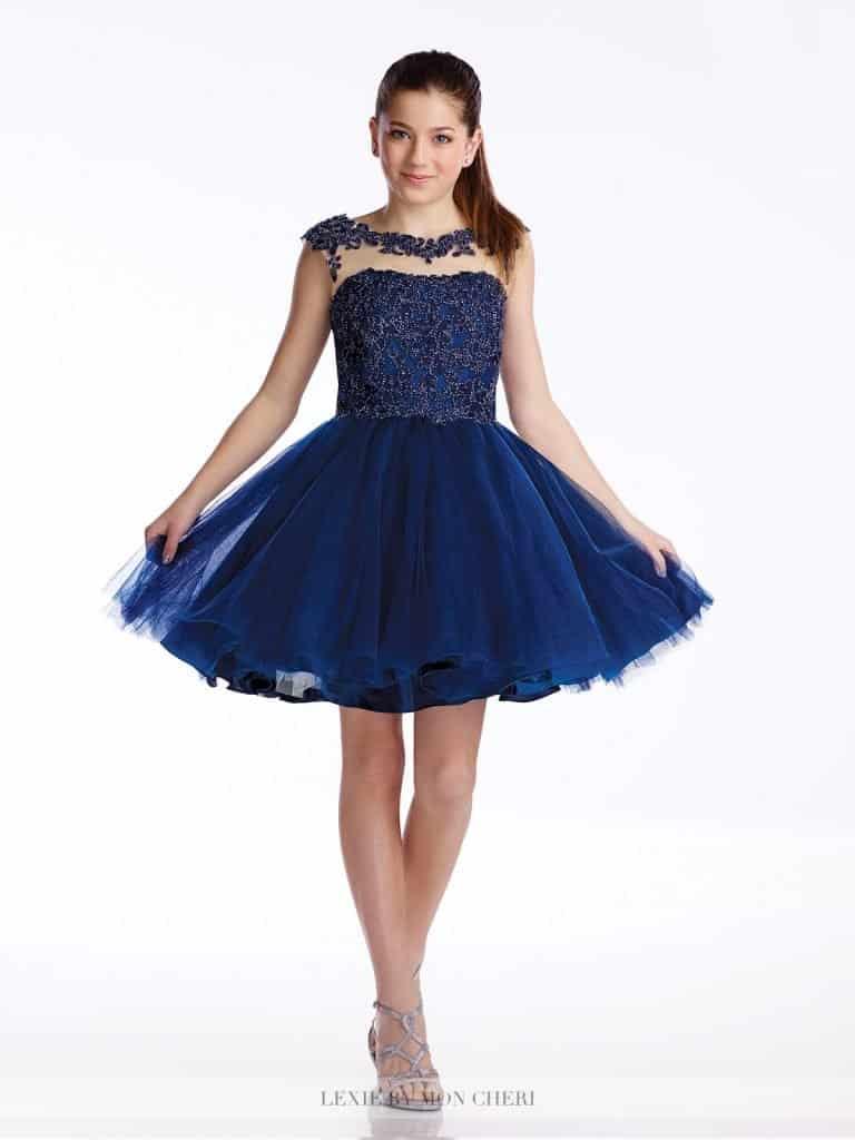 صور أحدث الموديلات لفساتين الخطوبة المنفوشة جميلة