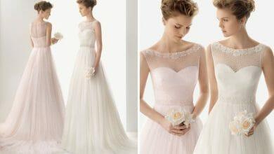 صور موديل فساتين زفاف ضيقة رائعة