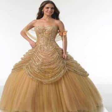 صور مميزة لأحث الموديلات من الفساتين المنفوشة للخطوبة متنوعة