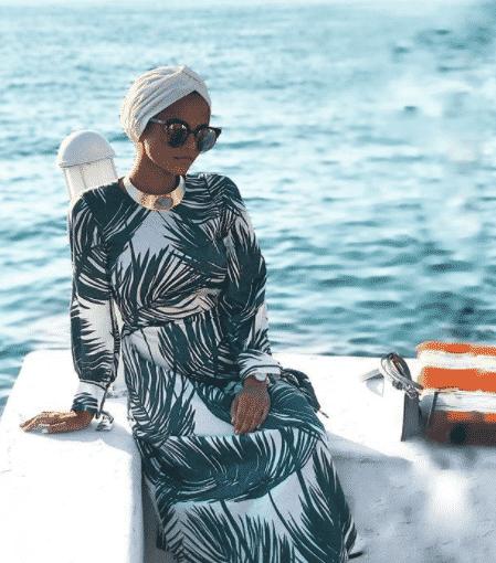 صور ملابس محجبات للشاطئ صيف تجنن