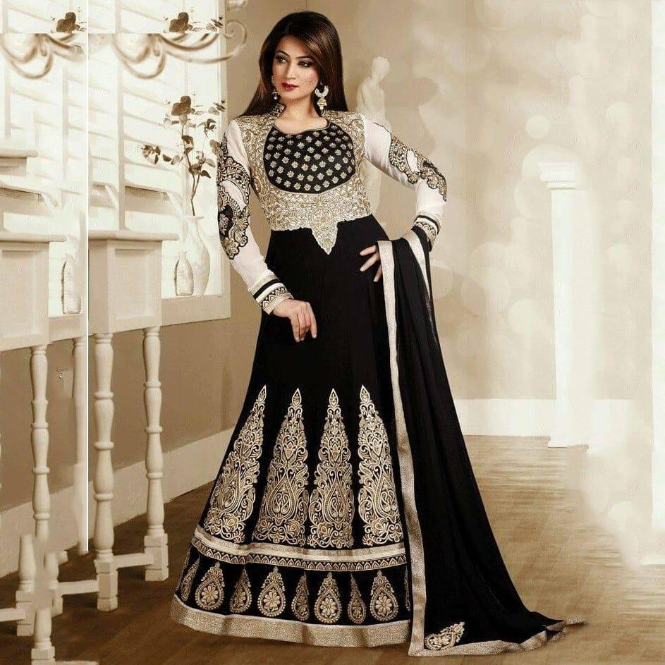 صور لأفضل الأزياء الهندية لأحدث إطلالة منوعة