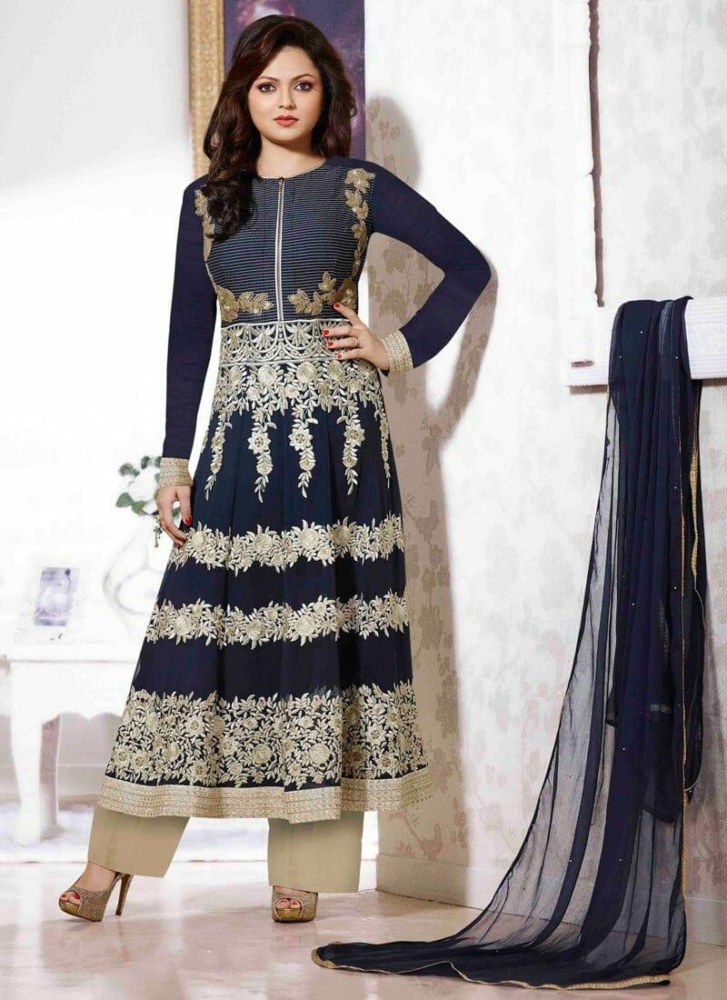 صور لأفضل الأزياء الهندية لأحدث إطلالة جامدة