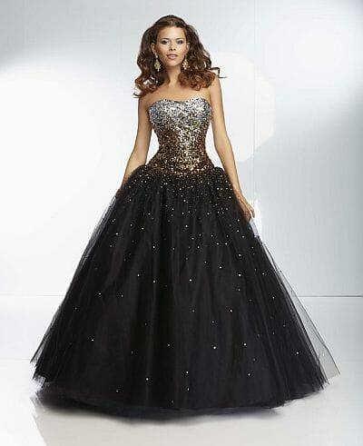 صور مميزة لأحث الموديلات من الفساتين المنفوشة للخطوبة جميلة جدا