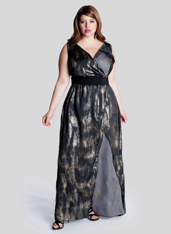 صور مميزة لفساتين التخان لإطلالة جذابة جميلة