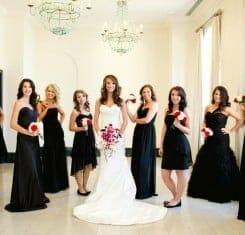 صور فساتين صديقات( أصحاب) العروسة حلوه