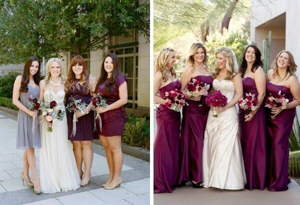 صور فساتين صديقات( أصحاب) العروسة جميله