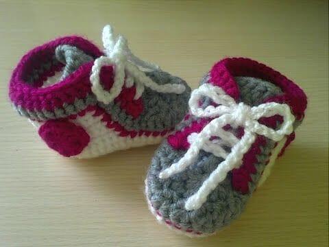 صور أفضل موديلات لأحذية الكورشية للاطفال حلوة