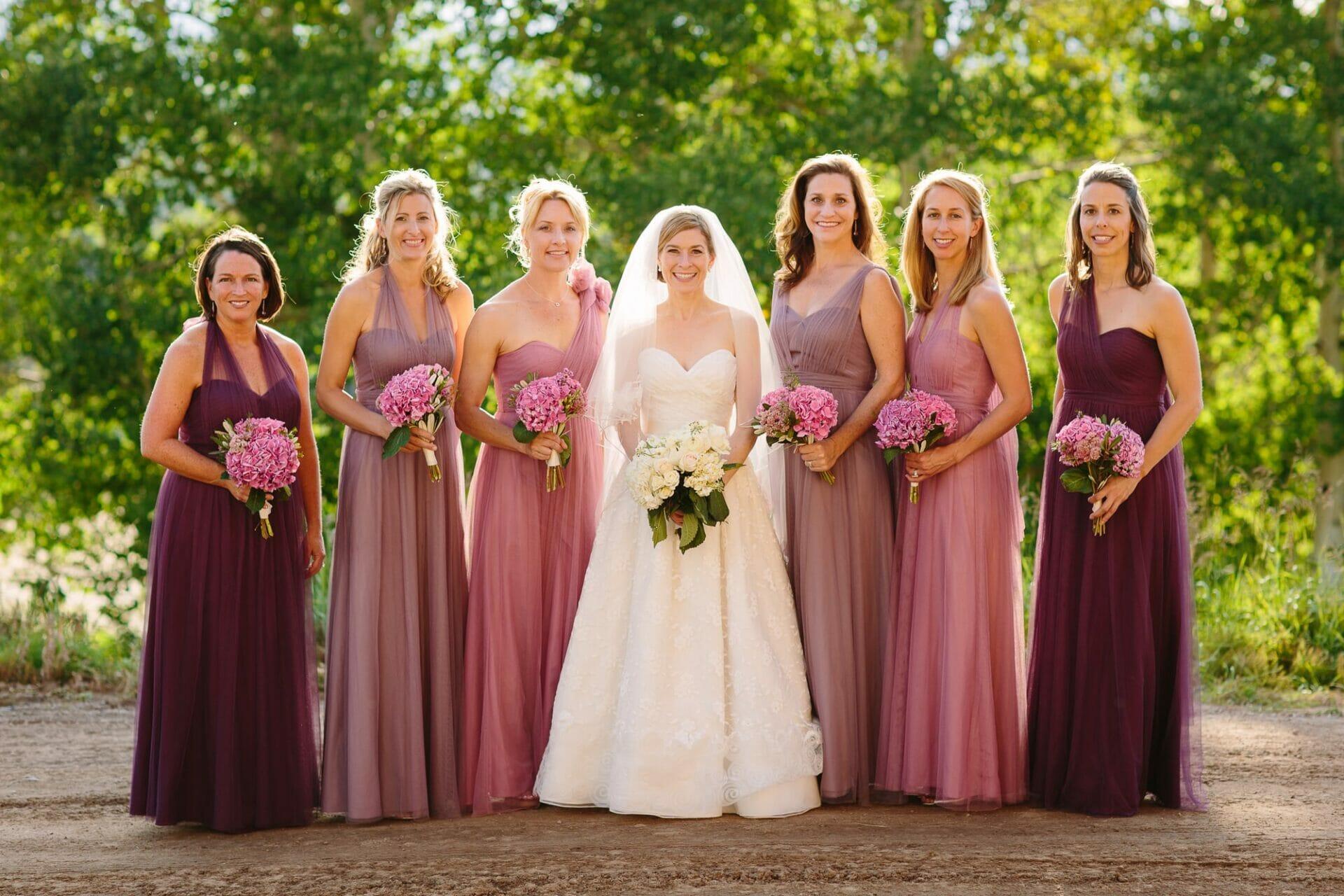 صور فساتين صديقات( أصحاب) العروسة جديدة