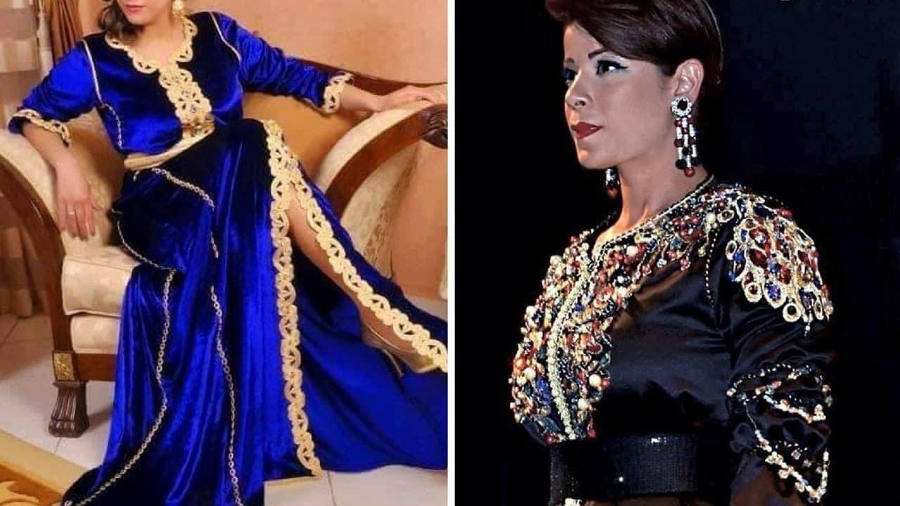 صور أفضل موديلات للازياء المغربية لأطلالة شبابية منوعة