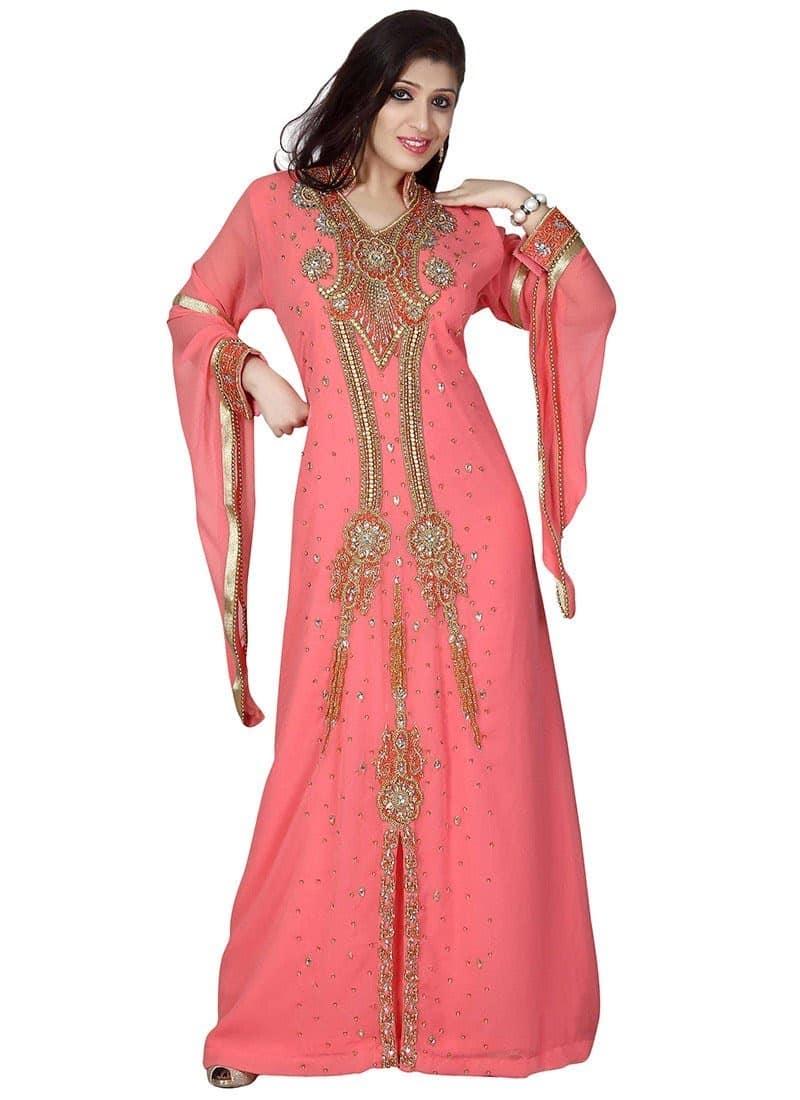 صور مميزة للأزياء الهندية على الموضة تجنن