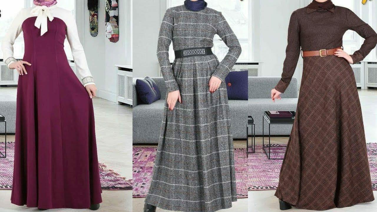 صور أحدث صيحات الموضة للأزياء الجزائرية روعة