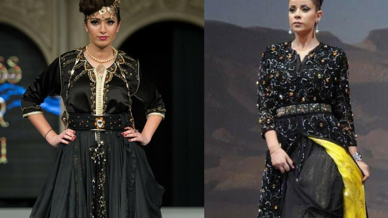 صور أفضل موديلات للازياء المغربية لأطلالة شبابية جميلة