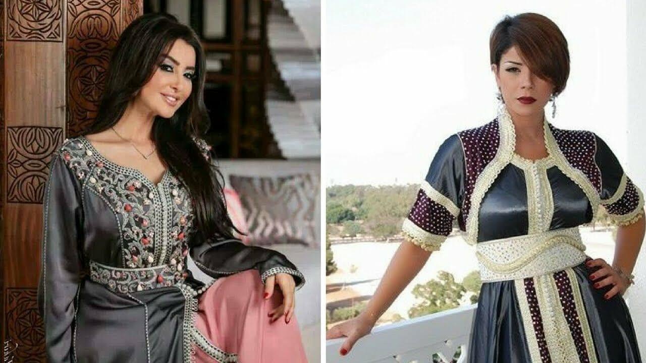 75c2eb30c42a0 صور أفضل موديلات للازياء المغربية لأطلالة شبابية تجنن