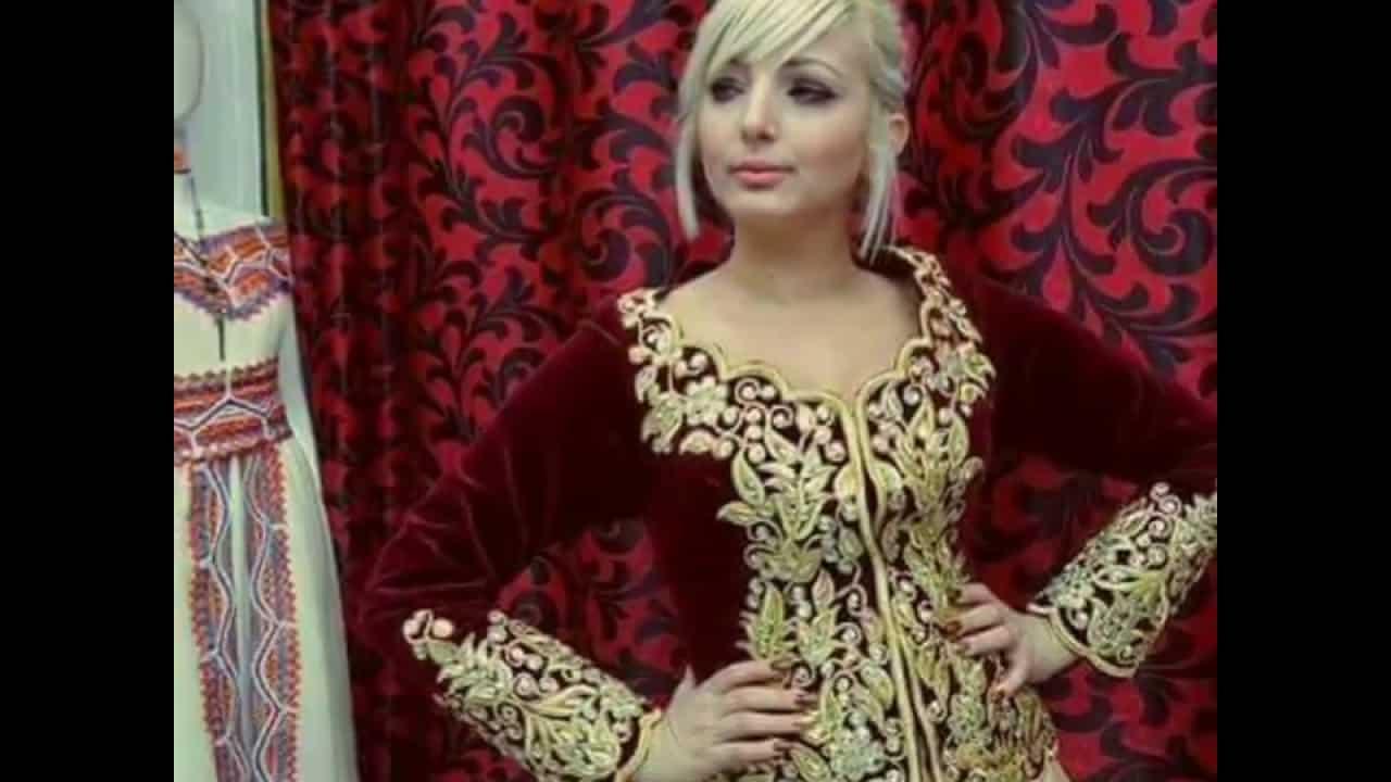 صور أحدث صيحات الموضة للأزياء الجزائرية جامدة