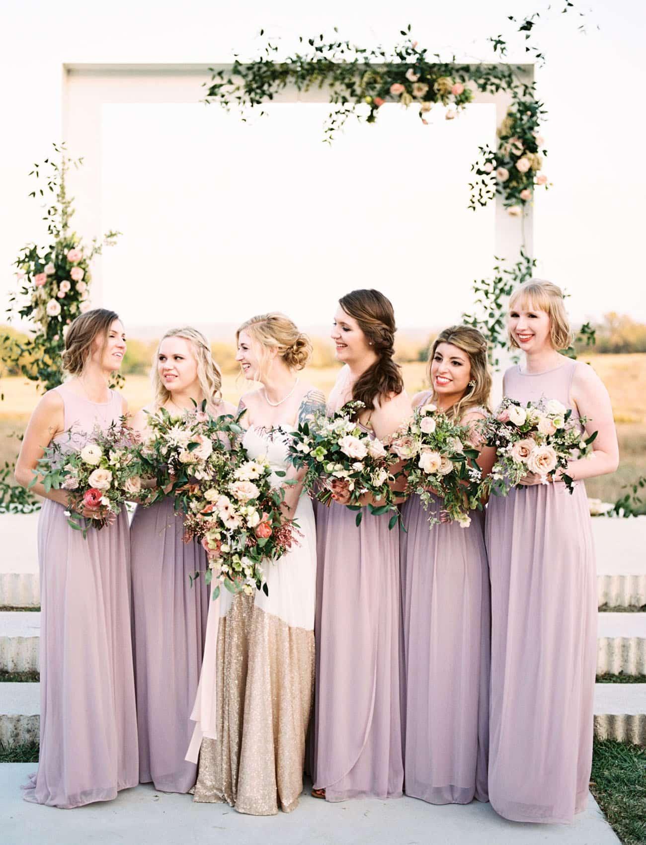 صور فساتين صديقات( أصحاب) العروسة منوعة