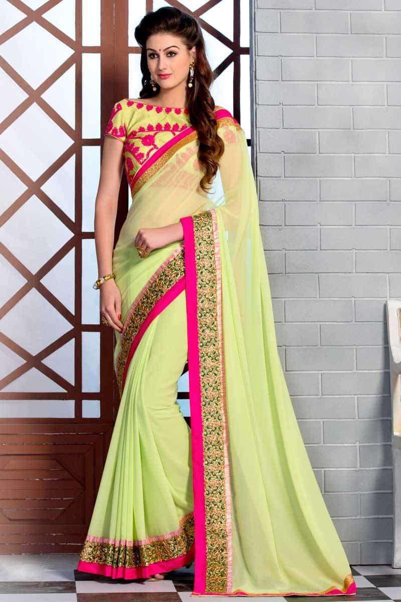 صور أرقى موديلات الأزياء الهندية 2019 جميلة