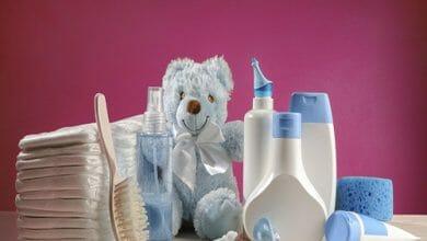 كل ما يلزم الطفل الرضيع حديثى الولادة وأهم الاغراض