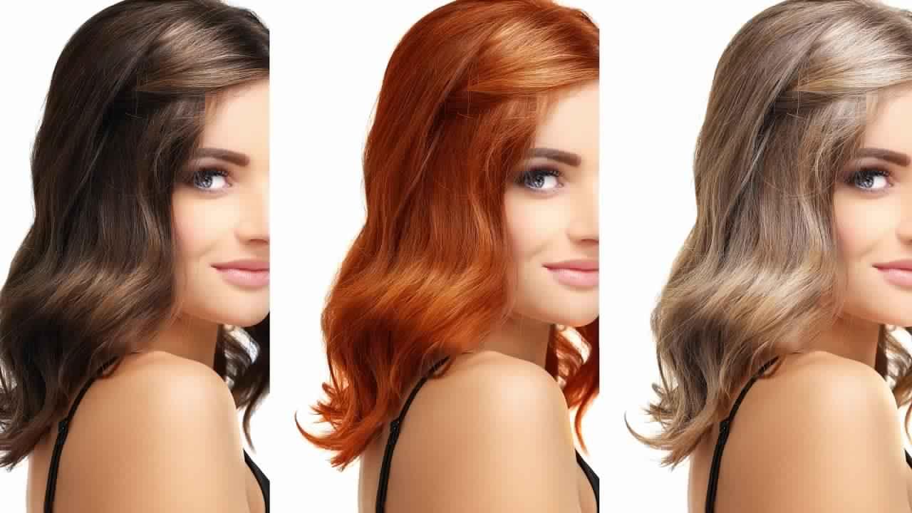طريقة تحديد لون البشرة ولون الشعر جديدة
