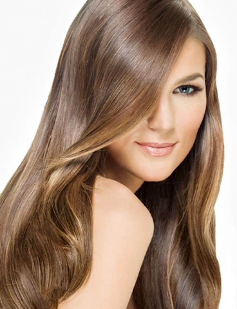 طريقة تحديد لون البشرة ولون الشعر روعة