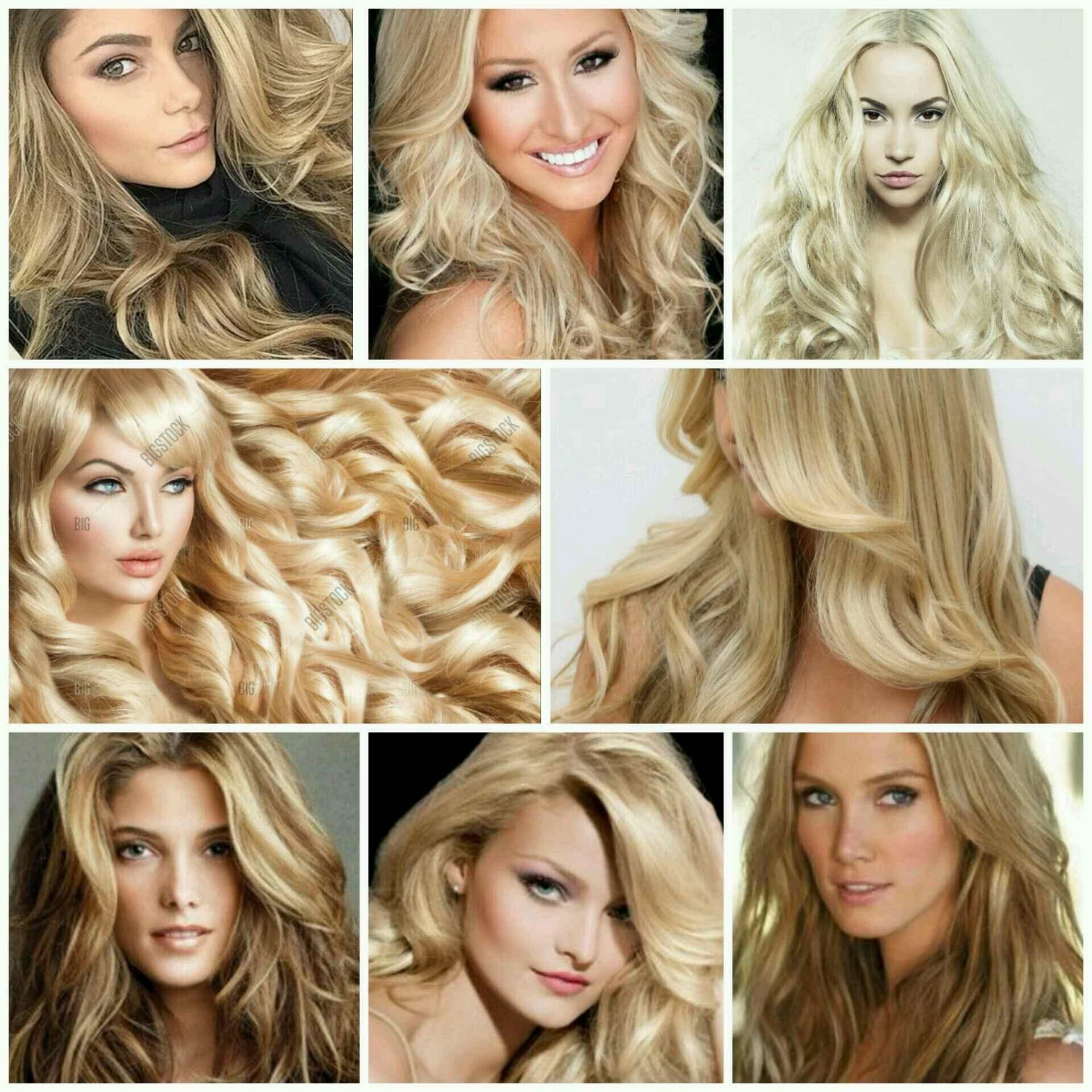 طرق إختيار ألوان الشعر التى تناسب البشرة والعيون جديدة