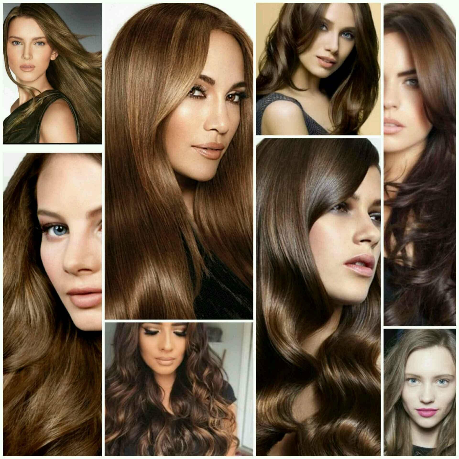 طرق إختيار ألوان الشعر التى تناسب البشرة والعيون منوعة
