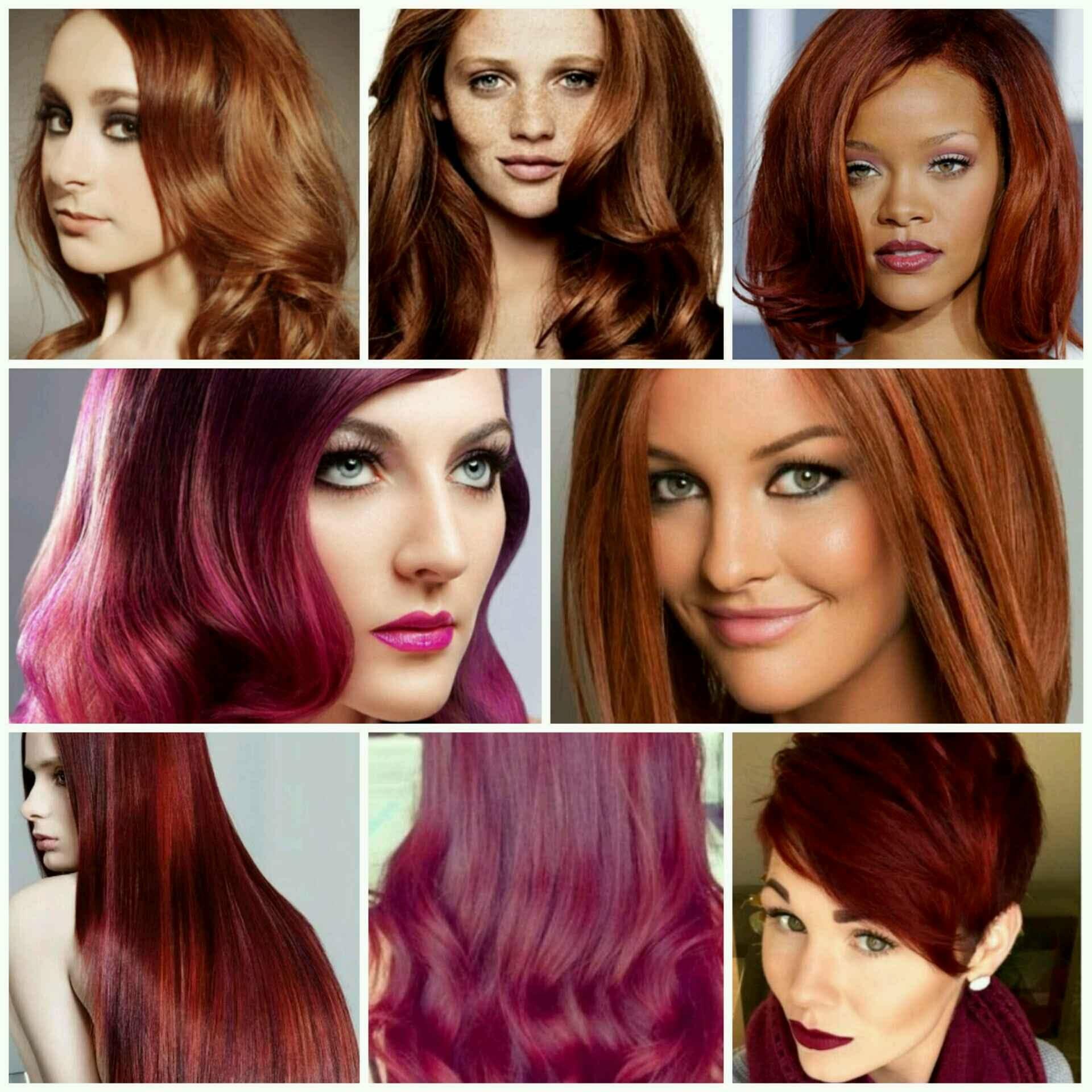 طرق إختيار ألوان الشعر التى تناسب البشرة والعيون حلوة