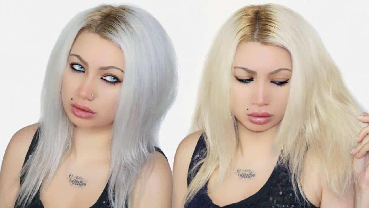 طرق إختيار ألوان الشعر التى تناسب البشرة والعيون جميلة
