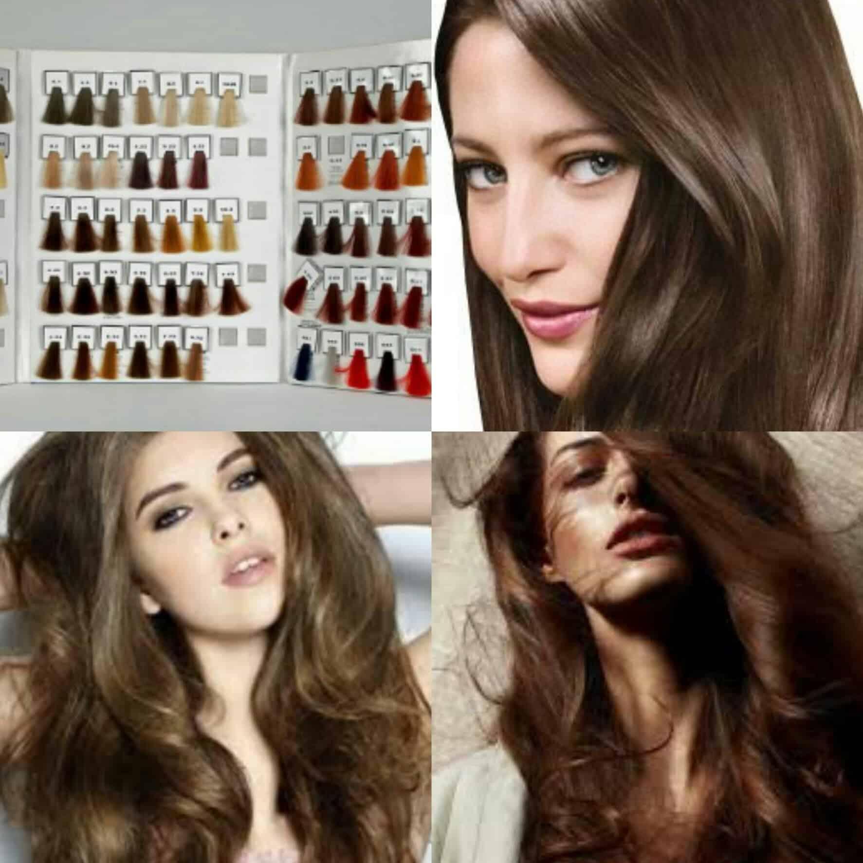 طرق إختيار ألوان الشعر التى تناسب البشرة والعيون تجنن