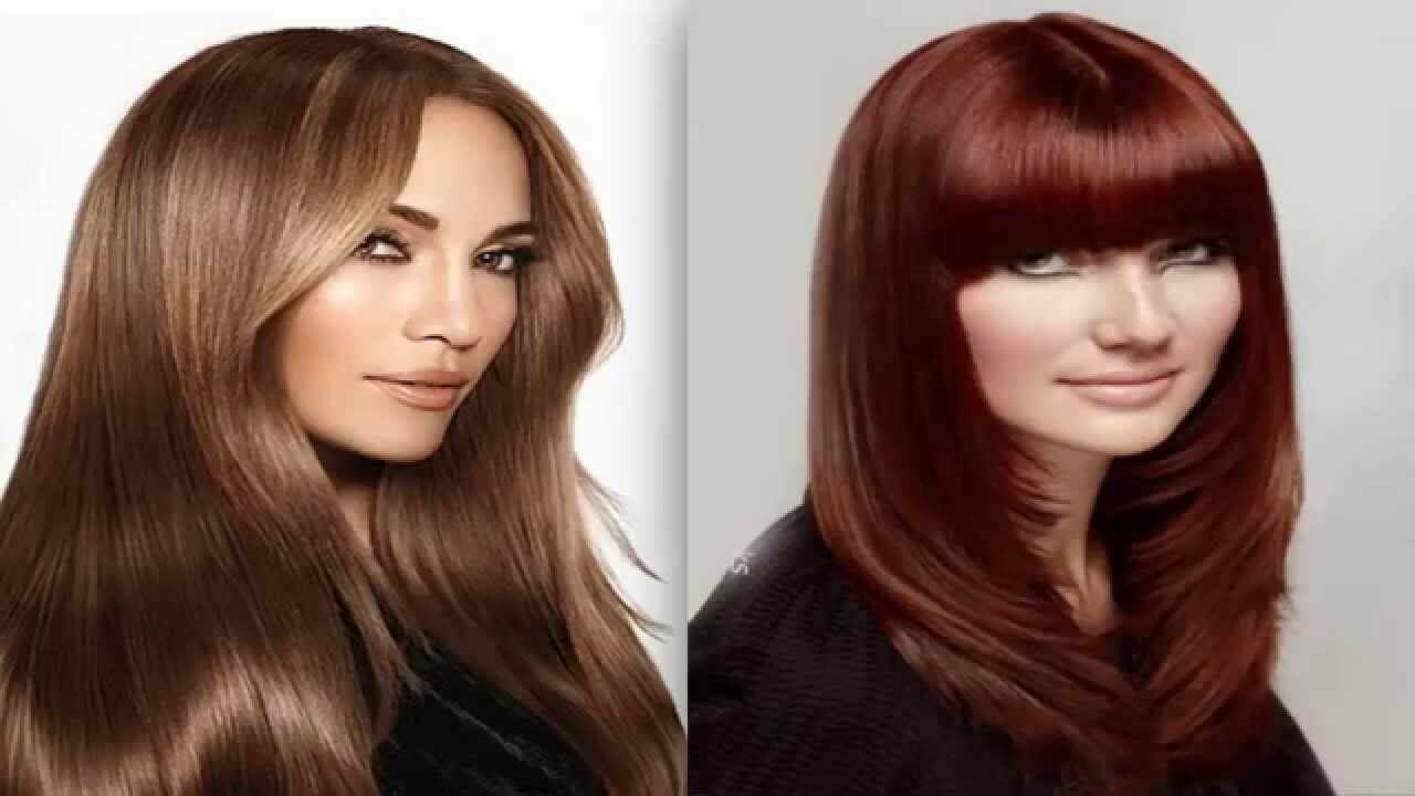طرق إختيار ألوان الشعر التى تناسب البشرة والعيون جامدة