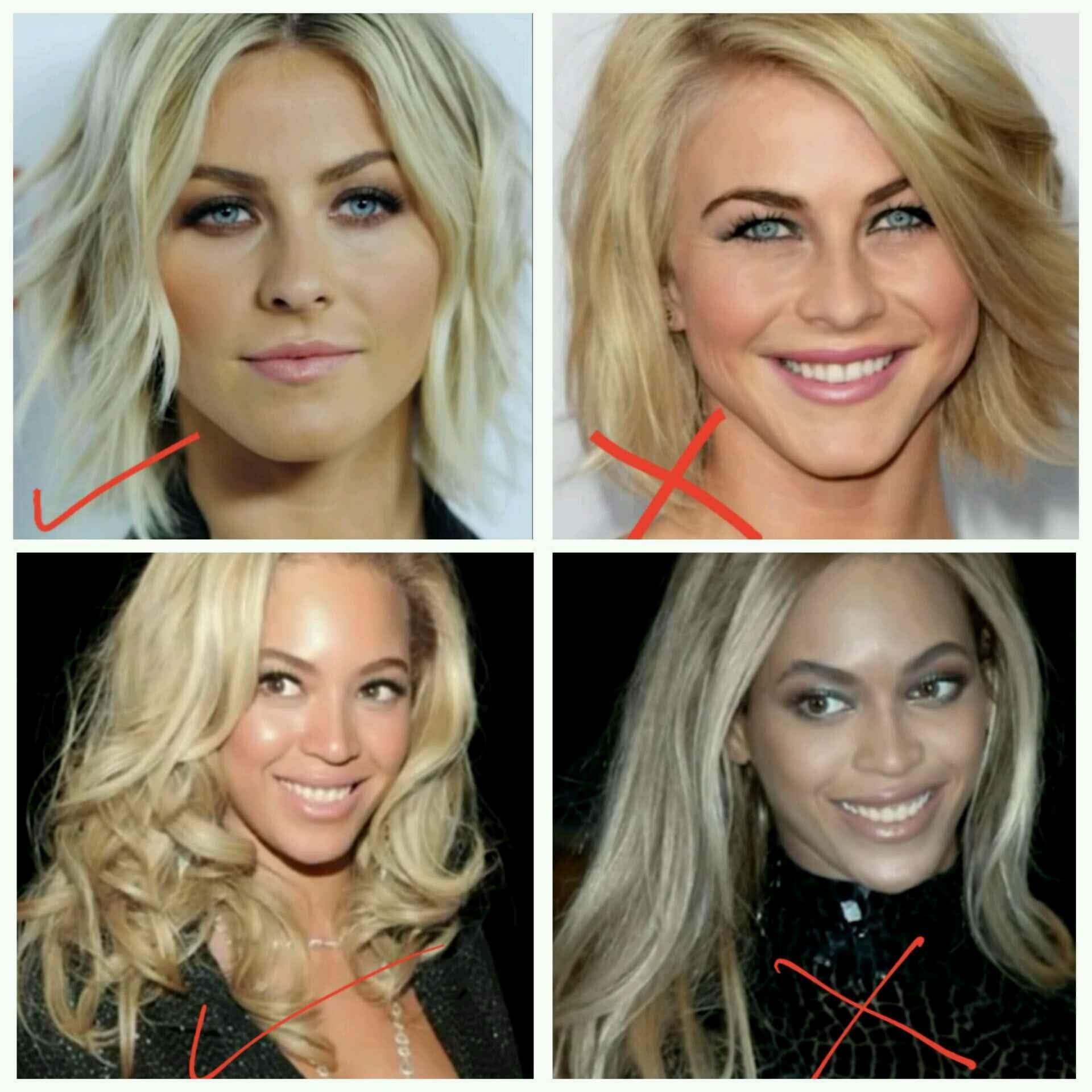 أفضل الصور المميزة لتحديد لون الشعر رائعة