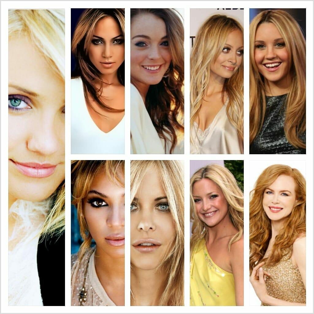 أفضل الصور المميزة لتحديد لون الشعر منوعة