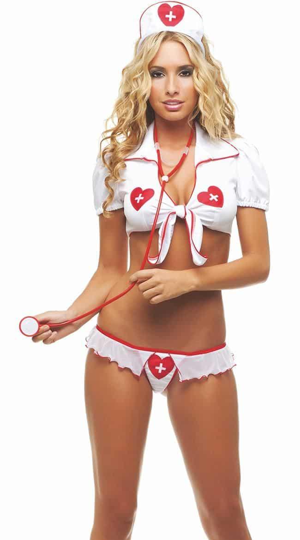 لانجري ممرضة تنكري بوليستر للنساء