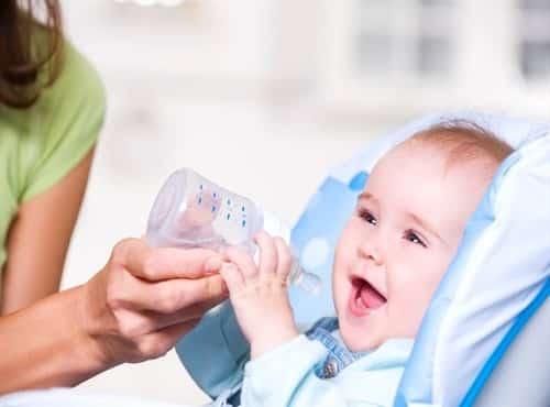 نقص المناعة عند الأطفال الرضع
